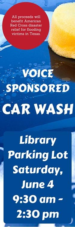 VOICE Car Wash
