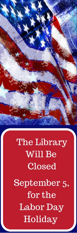 Library Closed Labor Day